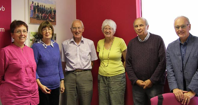 All Wales Forum Trustees